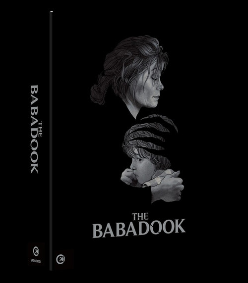 The Babadook (2014) (4K Ultra HD + Blu-ray (Limited Edition)) [Blu-ray] [Blu-ray / 4K Ultra HD + Blu-ray (Limited Edition)]