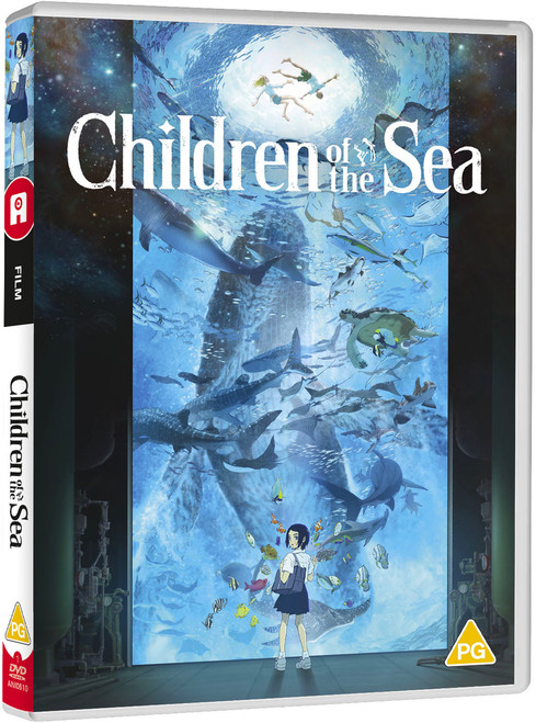 Children of the Sea (2019) (Normal) [DVD] [DVD / Normal]