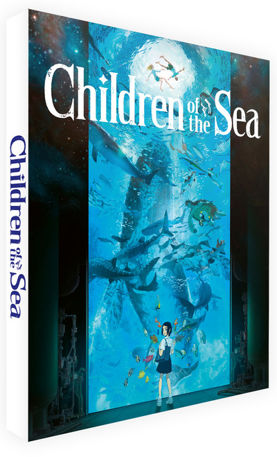 Children of the Sea (2019) (with DVD (Collector's Edition) - Double Play) [Blu-ray] [Blu-ray / with DVD (Collector's Edition) - Double Play]