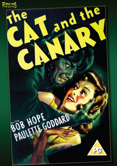 The Cat and the Canary (1939) (Normal) [DVD]