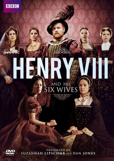 Henry VIII and His Six Wives (2016) (Normal) [DVD] [DVD / Normal]