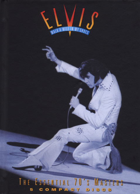Walk a Mile in My Shoes: The Essential 70's Masters (1995) (Box Set) [CD] [CD / Box Set]