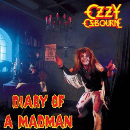 Diary of a Madman (1981) (Remastered Album) [CD] [CD / Remastered Album]