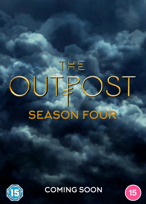 The Outpost: Season Four (2021) (Normal) [DVD]