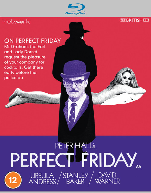 Perfect Friday (1970) (Normal) [Blu-ray] [Blu-ray / Normal]
