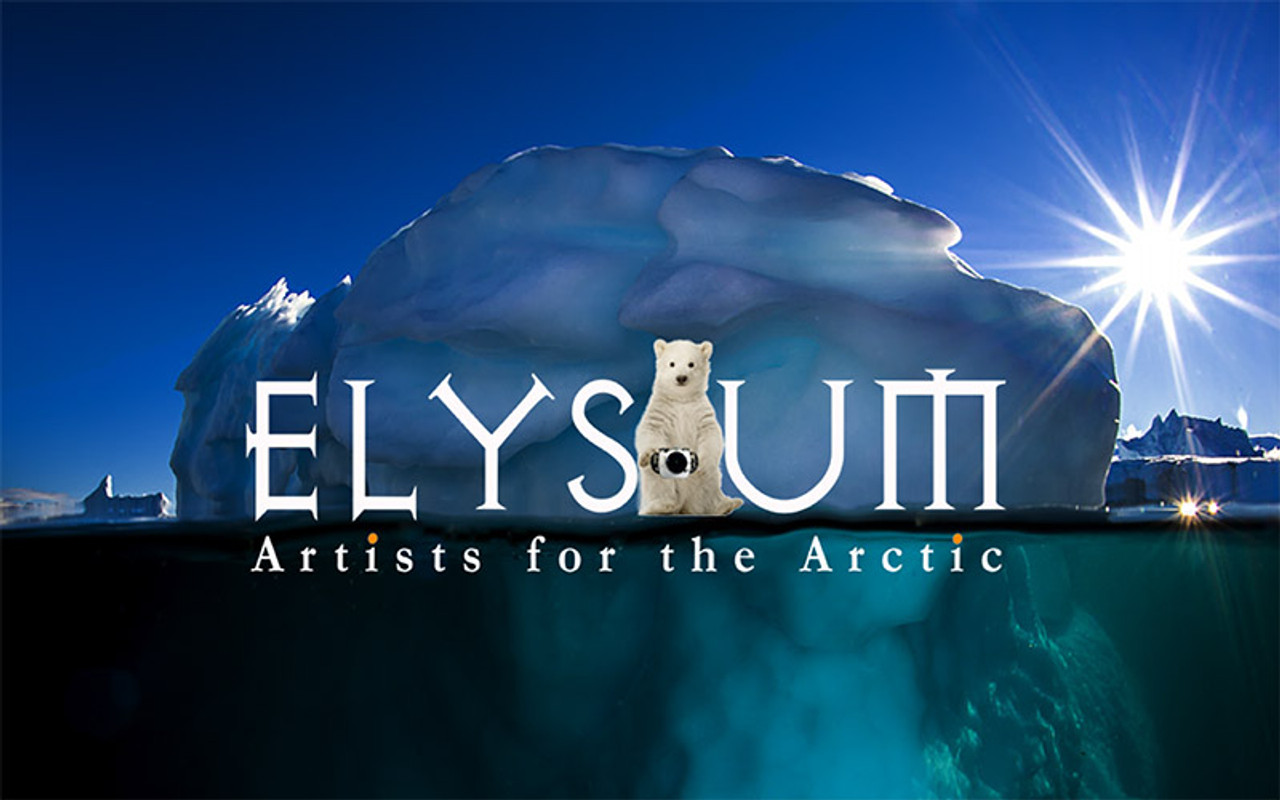 Elysium Artists for the Arctic book cover