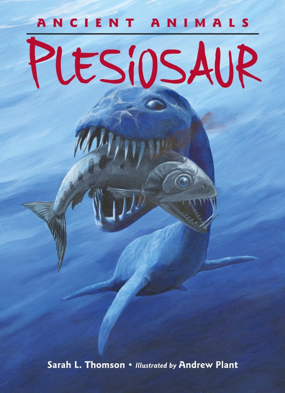 Book: Ancient Animals Plesiosaur