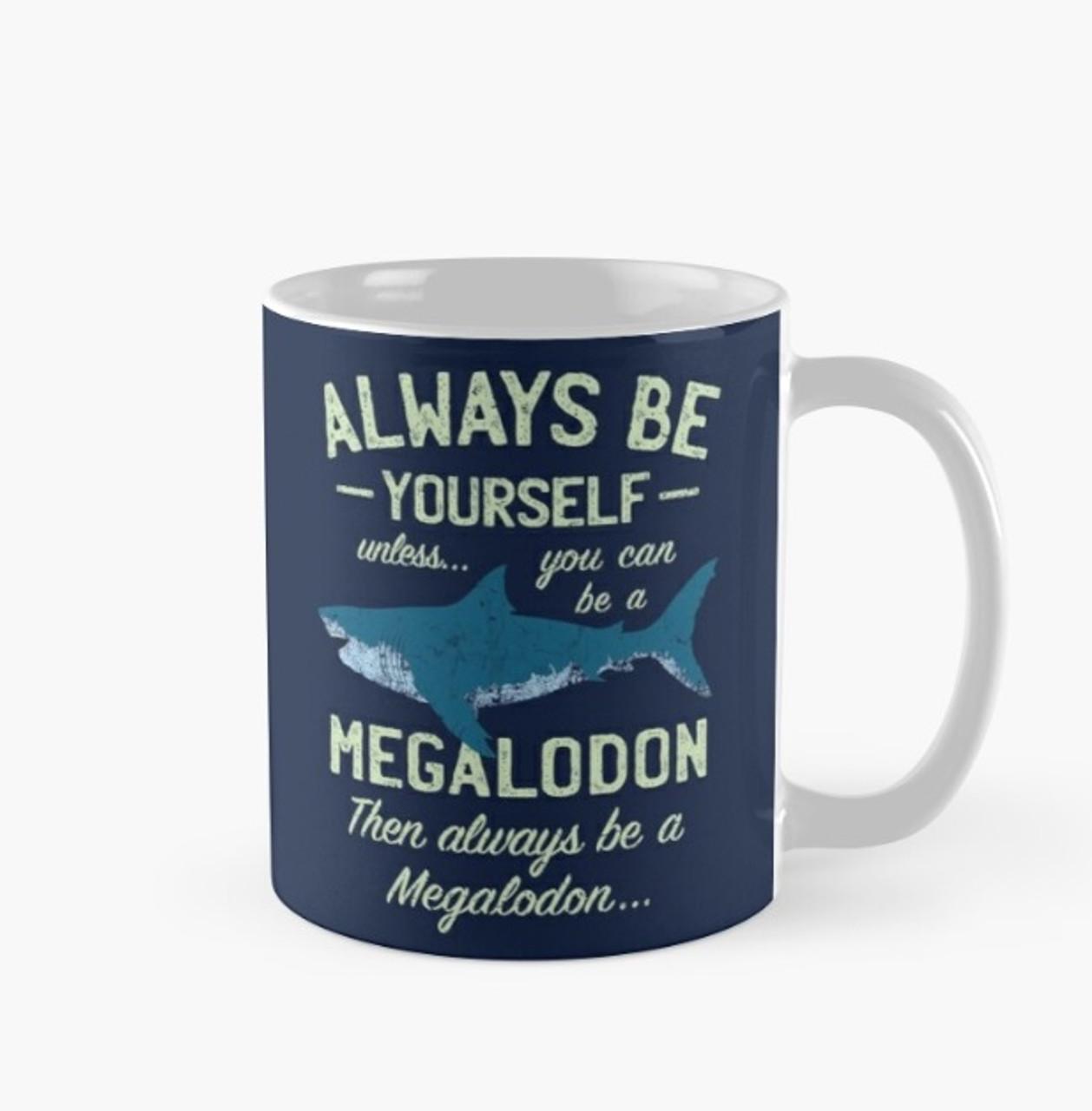 Megalodon Mug