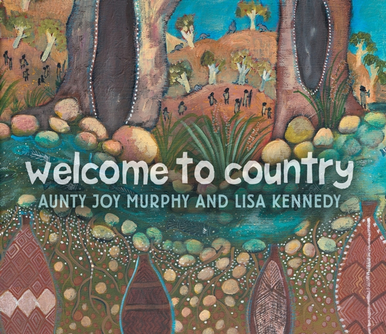 Book - Welcome To Country