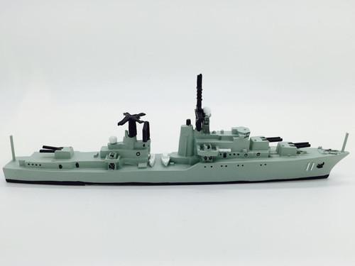Model of Naval Destroyer HMAS Vampire