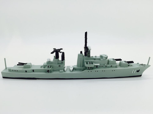 Model of Naval Destroyer HMAS Vampire