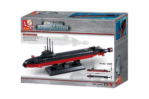 6336 Nuclear Submarine