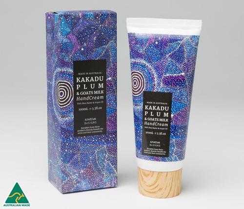 Kakadu Plum & Goats Milk Hand Cream