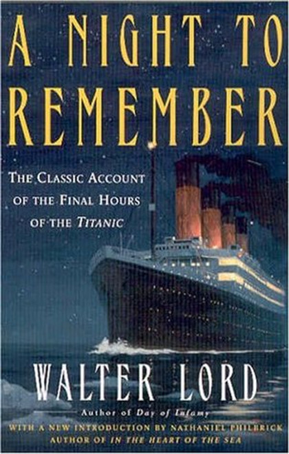 7734 NIGHT TO REMEMBER TITANIC