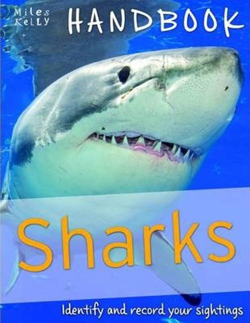9781782095651 HANDBOOK SHARKS