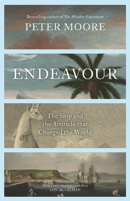 6031 ENDEAVOUR SHIP CHANGED WORLD