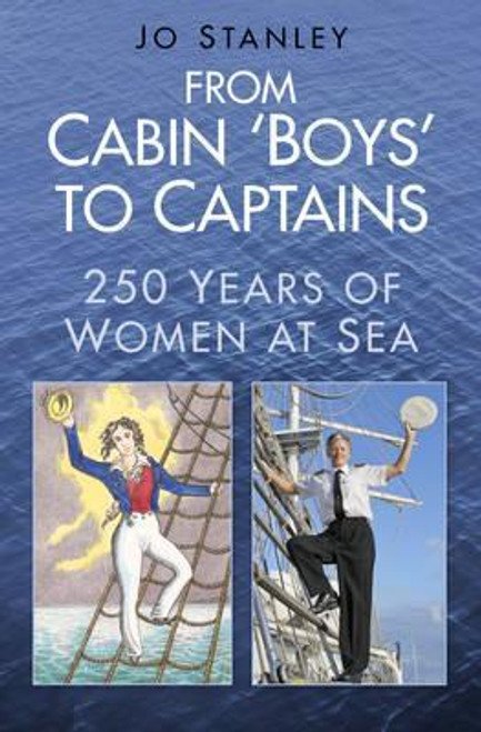 5213 JOSTANLEY RROM CABIN BOYS TO CAPTAINS