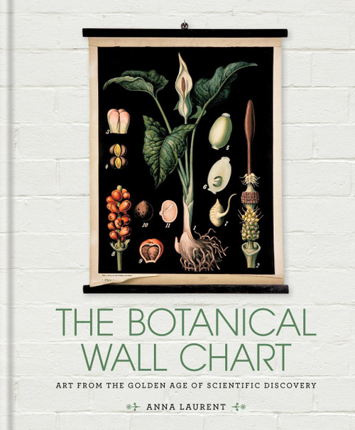 5205 BOTANICAL WALL CHART