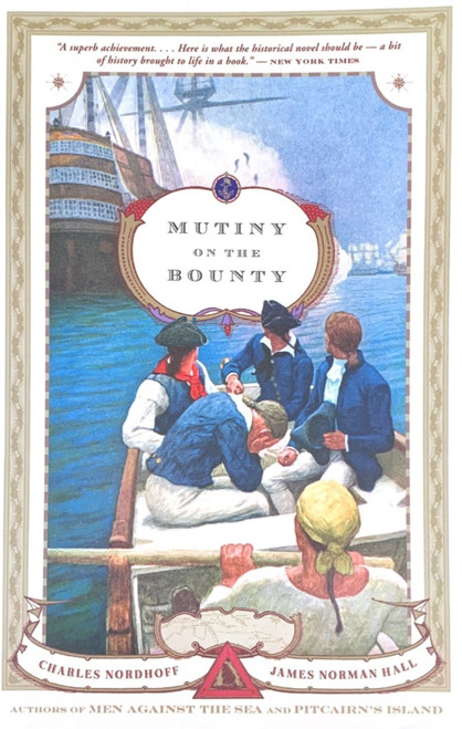 5355 - mutiny on the bounty