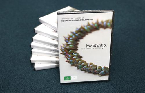 DVD - Kanalaritja: An Unbroken String