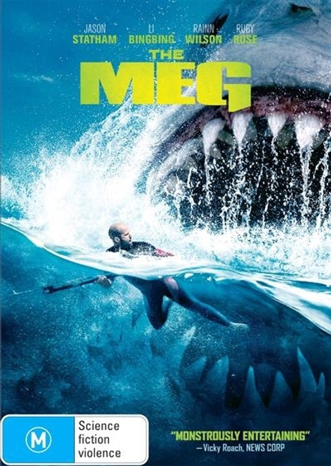 3537 dvd the meg