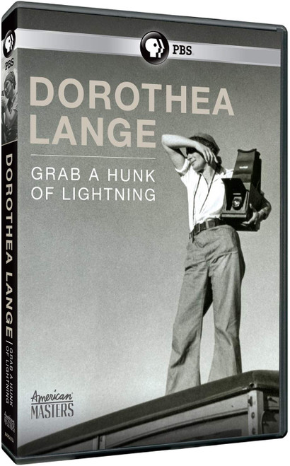 DVD - Dorothea Lange: Grab a Hunk of Lighting