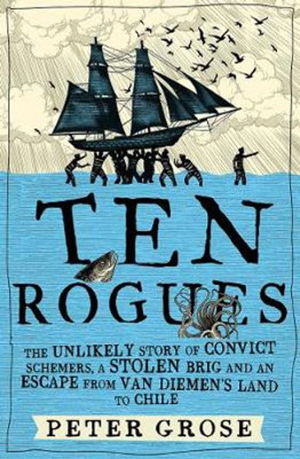 5216 TEN ROGUES