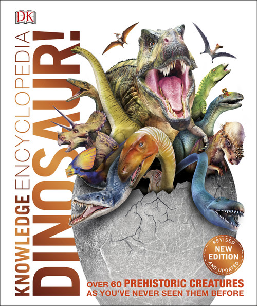 5125 Knowledge Encyclopedia Dinosaur