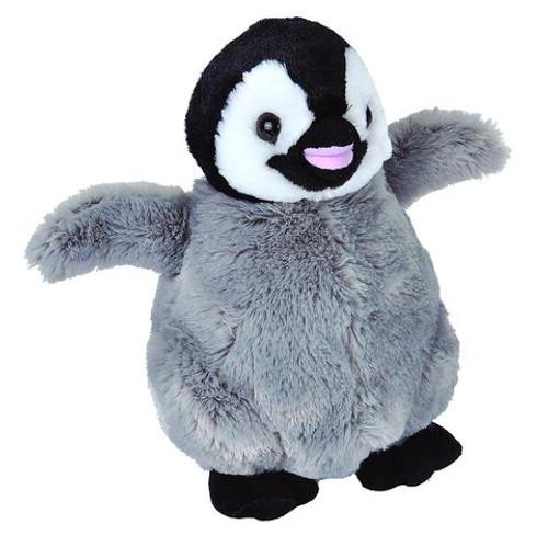 Plush Penguin Playful