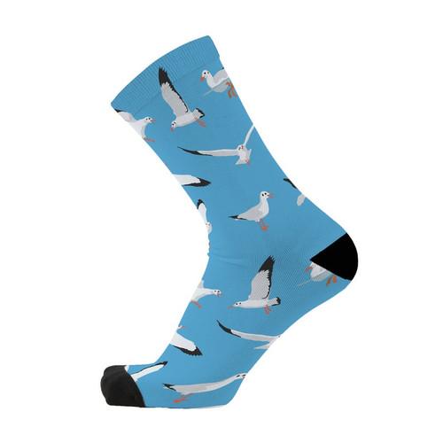 Socks - Seagull (Organic Bamboo)