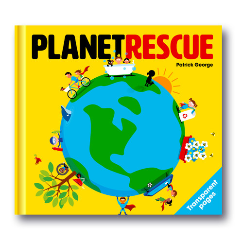 Planet Rescue by Patrick George