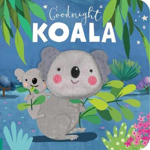Goodnight Koala - Finger Puppet Book