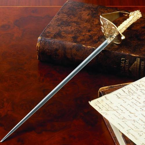 Miniature Naval Sword Letter Opener