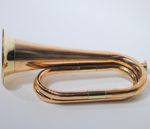Copper/ Brass Bugle