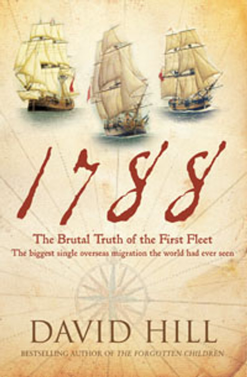 1788: The Brutal Truth of the First Fleet (1019)
