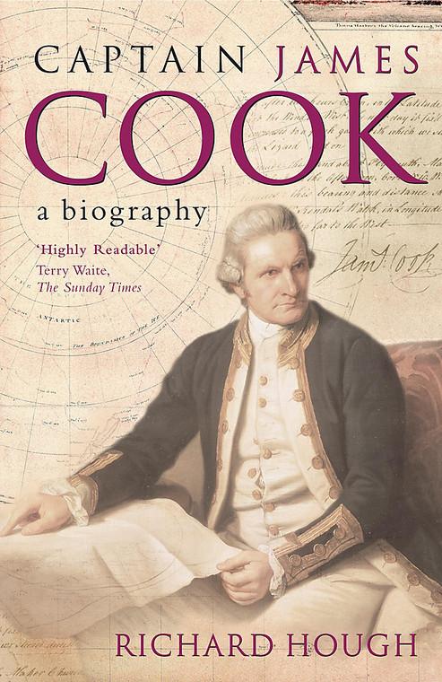 1004 Captain James Cook: A Biographyby Richard Hough
