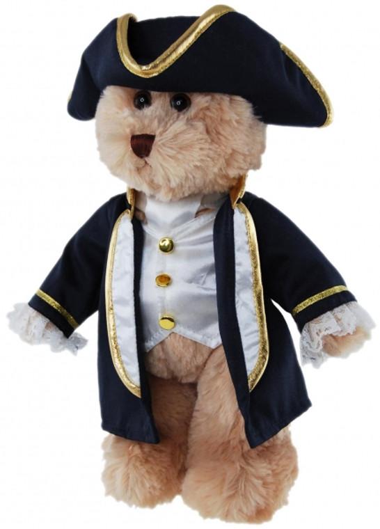 Teddy Bear - Captain James Cook