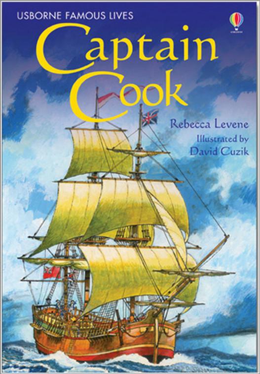 Captain Cook by Rebecca Levene (312)
