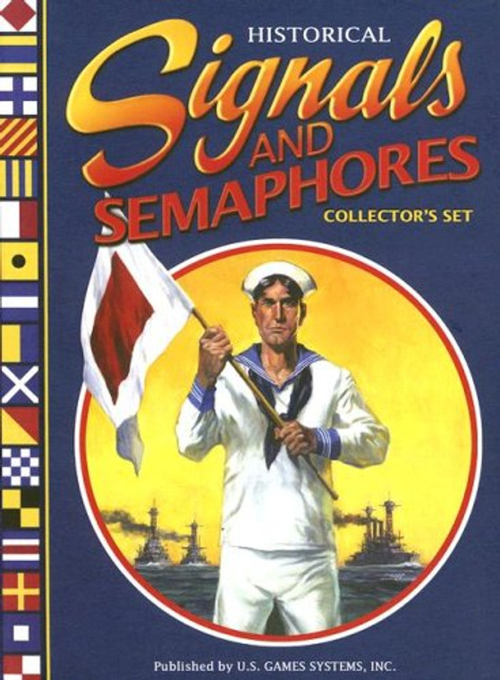 Historical Signals and Semaphores Collector's Box Set (8252)