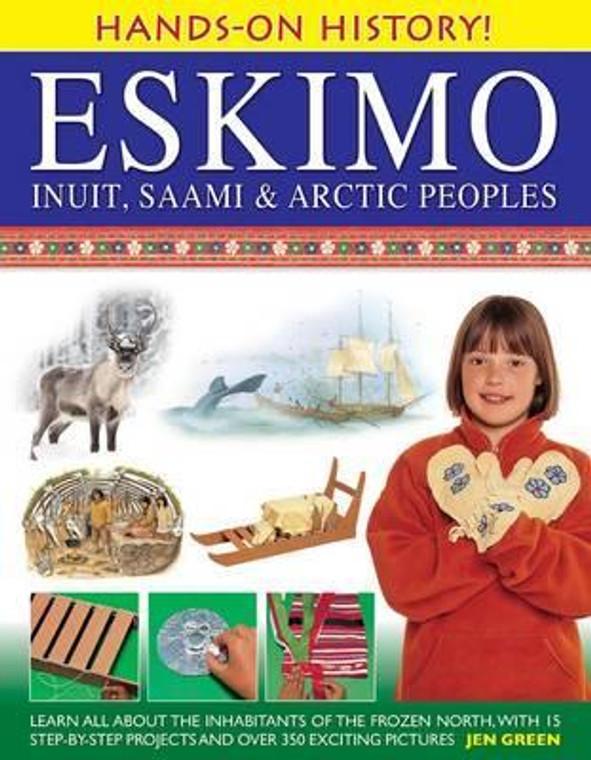 3326 ARCTIC ESKIMO PEOPLE