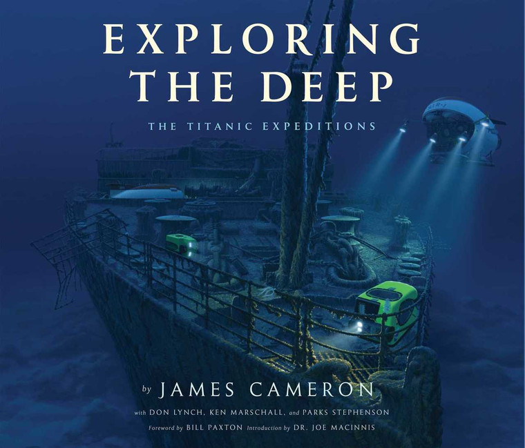 Exploring the Deep: The Titanic Expeditions (6033)