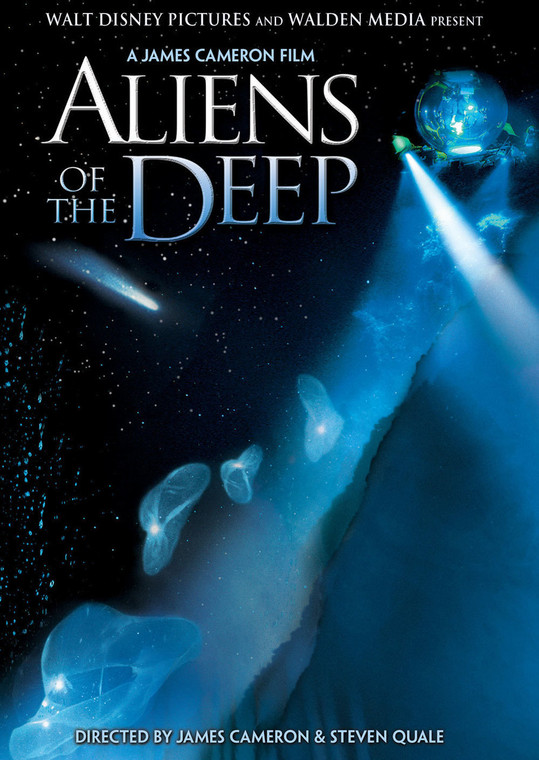 7117 DVD ALIENS OF DEEP (JC)