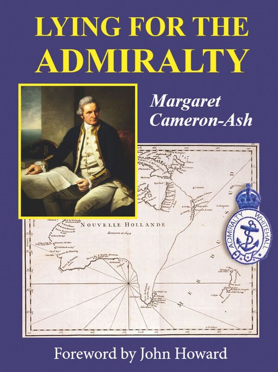 1132 LYING FOR THE ADMIRALTY