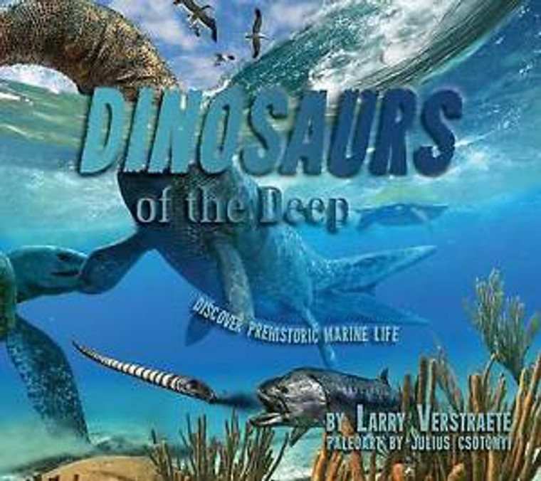 8240 dinosaurs of the deep