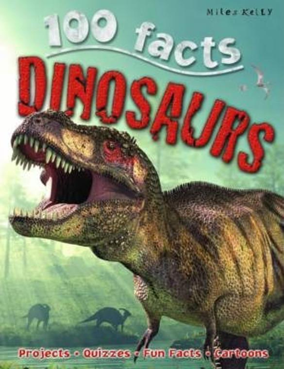 100 Facts - Dinosaur Science (1069)