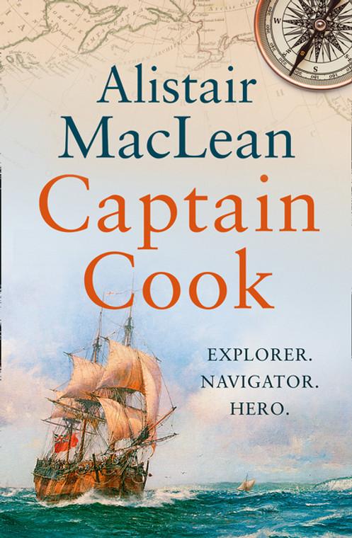 Captain Cook: Explorer. Navigator. Hero. (1743)