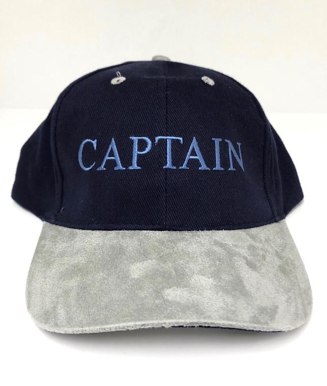 Baseball Cap - Captain (9800)