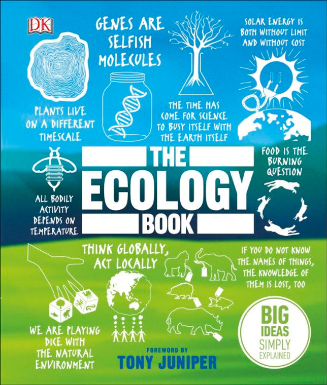 The Ecology Book - Foreword by Tony Juniper