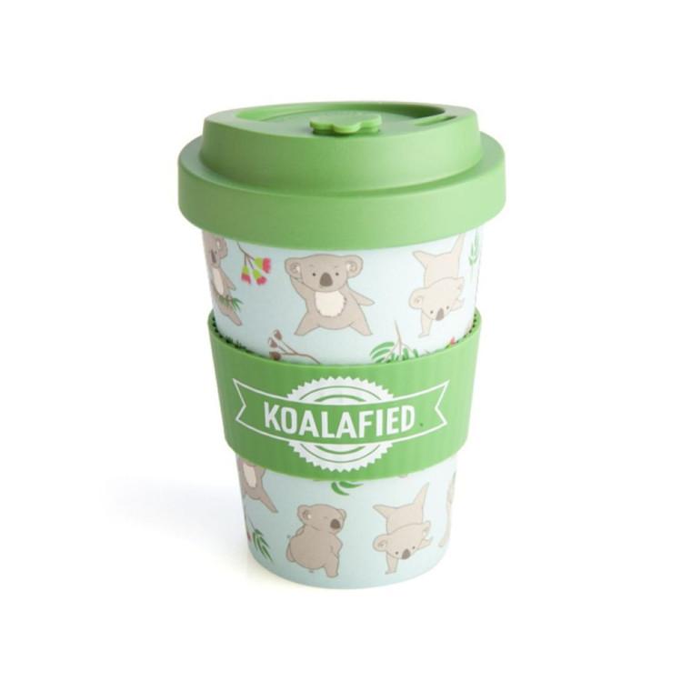 EcoGo Bamboo Travel Cup - Koalafied