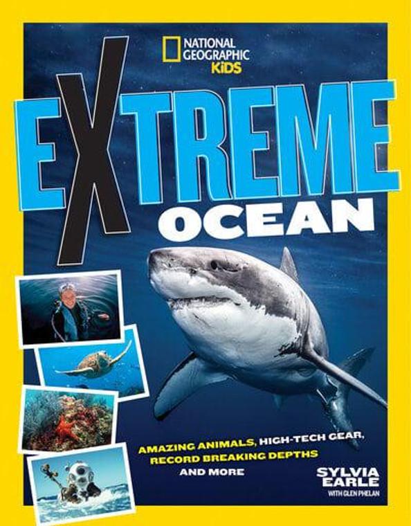 Extreme Ocean - Dr. Sylvia Earle